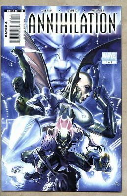 Annihilation #1-2006 nm 9.4 Marvel Comics Standard Cover Ronan Silver Surfer