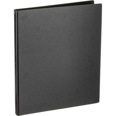 """Art Profolio Multi-Ring Refillable Binder, Black - 8.3"""" x 11.7"""" / A4 Size #RB-A4"""