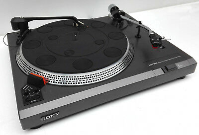 Sony PS-11 Direct-Drive Stereo Turntable