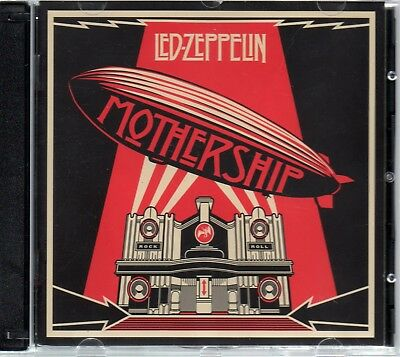 LED ZEPPELIN - Mothership -2xCD Album *Best Of**Collection* *Remastered*