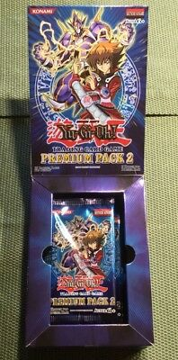 Yugioh - 1 Display Premium Pack 2 in umlimitierte Auflage in deutsch NEU/OVP