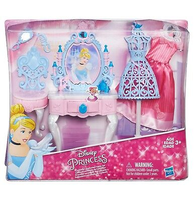 Disney Princess Cinderella Enchanted Vanity Playset