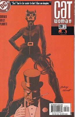Catwoman #28 (NM)`04 Brubaker/ Gulacy