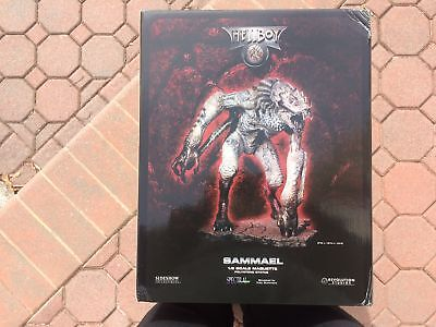 Sideshow Collectibles Hellboy Sammael Maquette Demon Statue 1/6 Scale #8 BPRD