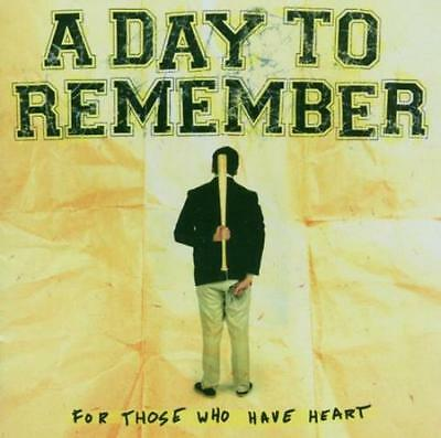 a day to remember - for those who have heart vinyl-picture #102195