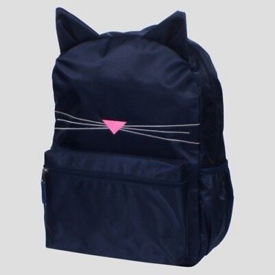 "NEW Accessory Innovations Are you Kitten Me 16"" Kids' Backpack"