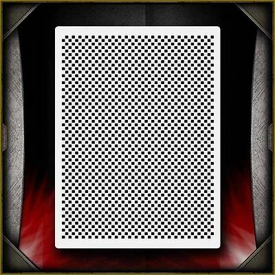 carbon fiber 2 airbrush stencil template airsickDetails About Circuit Board 2 Airbrush Stencil Template Airsick #8
