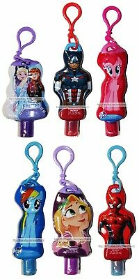 TOWNLEY 2oz CHARACTER Disney+Marvel HAND SANITIZER Scented *YOU CHOOSE*Exp. 7/20
