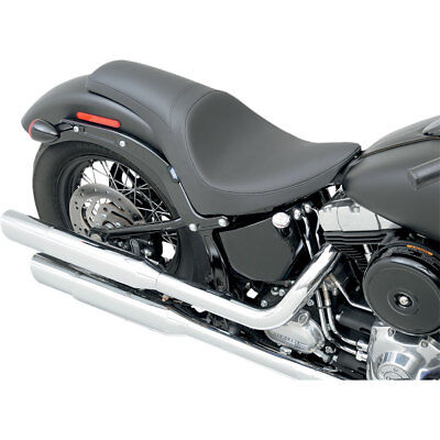 Drag Specialties Smooth Predator Seat for 2011-2016 Harley Softail Models