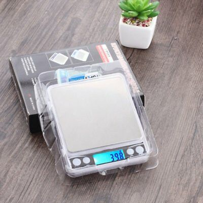 Multifunctional LCD Electronic Digital Scale 0.1G/0.01G Jewelry Weight Scales Q&