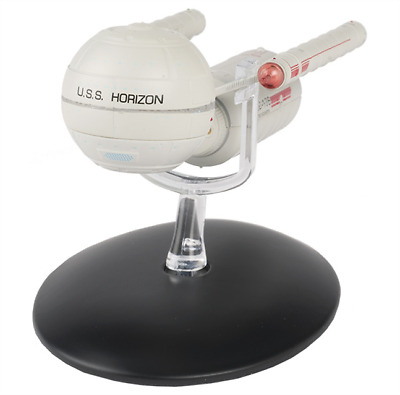 U.S.S. Horizon - Star Trek Eaglemoss #100 englisch - Metall Modell Model NEUHEIT