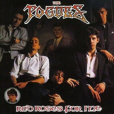 The Pogues Red Roses For Me CD+Bonus Tracks NEW SEALED 2004 Streams Of Whiskey+
