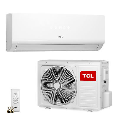 tcl klima 12000 btu split klimaanlage inverter klimager t 3 5 kw modell kc eur 183 50. Black Bedroom Furniture Sets. Home Design Ideas