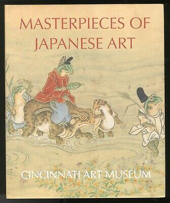 Masterpieces of Japanese Art: Cincinnati Art Museum, Screens, Masks, Enamel +