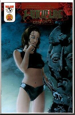 Top Cow Comics WITCHBLADE THE DEMON #1 DYNAMIC FORCES FOIL VARIANT W/COA /1000