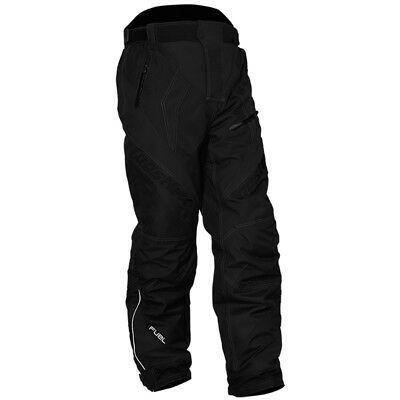 Castle X Youth Fuel G5 Black Insulated Snowmobile Winter Pants 73-617X