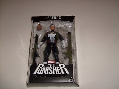 "Hasbro Marvel Legends Series 6"" The Punisher Walgreens Action Figure New"