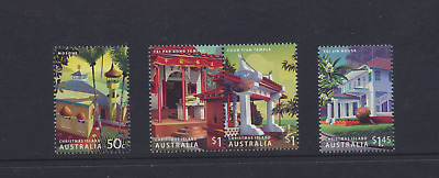Christmas Island 2006 Heritage Buildings Set 4