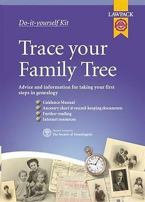 Trace Your Family Tree Kit (Do-It-Yourself-Kit)
