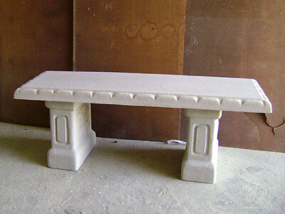NEW 128cm Garden Bench