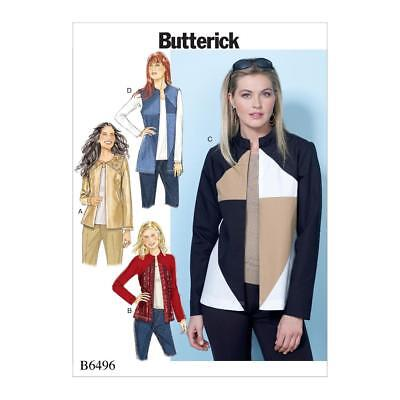 BUTTERICK SEWING PATTERN Misses\' History Victorian Boned Jackets ...