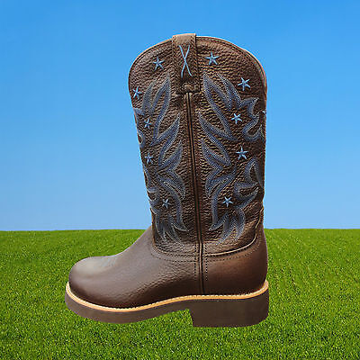 Twisted X Womens Horseman, Westernstiefel, Damen, Twisted Horseman