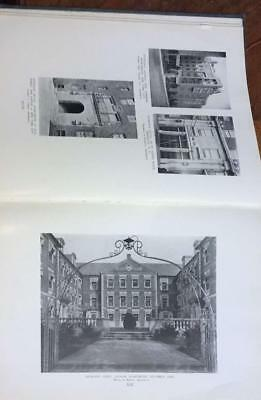 Antique book Architecture American Apartment Houses of Today Wenzel Krakow 1926