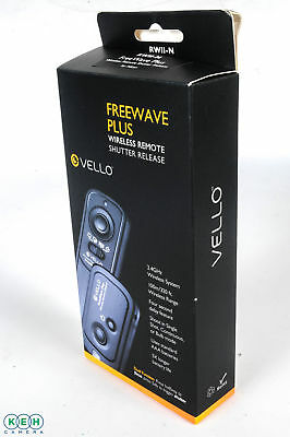 Vello Freewave Plus Wireless Remote RWII-N (Transmitter and Receiver Set)