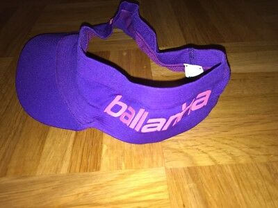Ballarina Player Cap Volleyball Beachvolleyball Violett Fuchsia - Neu!!