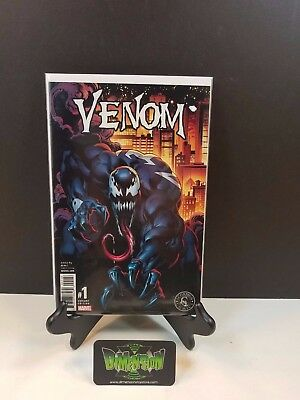 Venom #1 Bagley Scorpion Comics Variant NM Marvel Comics Spider Man Carnage