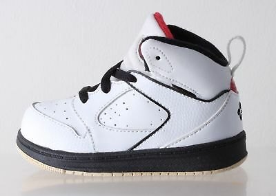 NIKE TODDLER S JORDAN Sixty Club (TD) Sneaker Shoes 535864-101 size ... d672794566