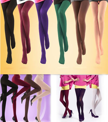 Women 7 Colors Stockings Socks Ladies Thick Warm Winter Tights Opaque Pantyhose