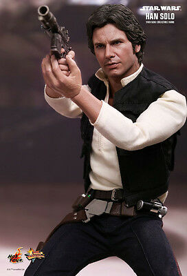 Star Wars - Han Solo 1/6th Scale Hot Toys Action Figure