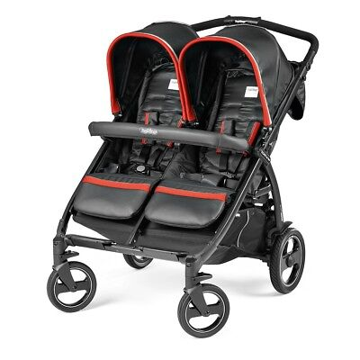 Peg Perego Book for Two Classico Double Stroller - Synergy