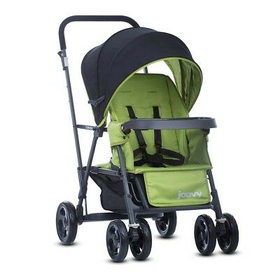 Joovy Caboose Stand-on Tandem Stroller - Appletree