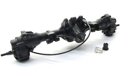 TRX-4 Tactical Unit - Rear PORTAL AXLE & Housing, Locking Diff Traxxas 82066-4