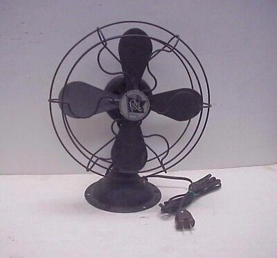 Vintage R&M Robbins and Myers Junior Oscillating Fan