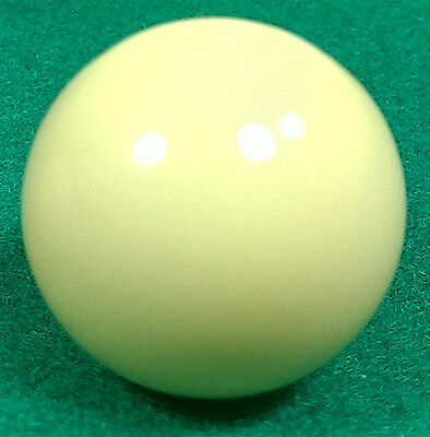 21mm IVORINE HIGH QUALITY ROULETTE BALL FOR ROULETTE WHEEL - FREE SHIPPING *