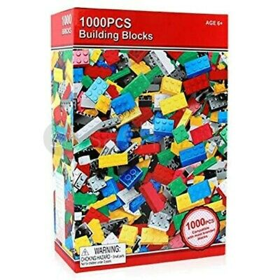 330Pcs Children Diy Creative Bricks Colour Building Blocks Educational Toys Gift