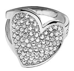 Guess UBR11401-52 Dames Ring BE