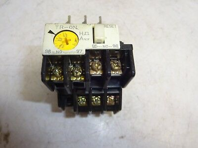 Fuji Electric Tr-0N Overload Relay