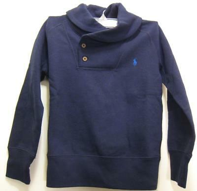 NEW POLO RALPH LAUREN Boys Sweatshirt 6 7 NWT