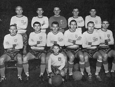 Collection Of #25 Mansfield Town Football Team Photos