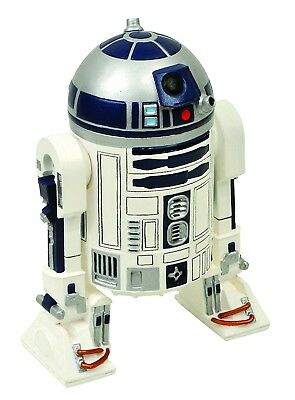 S238. Star Wars R2-D2 Figural Bank from Diamond Select Toys (2010's) SEALED @
