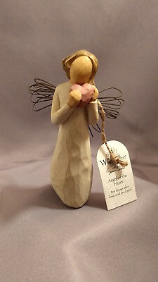 """Willow Tree """"angel Of The Heart""""- Demcaco/susan Lordi 2000"""