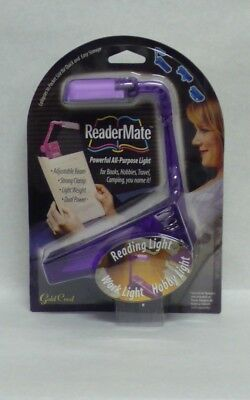 Reader Mate Powerful All-Purpose Light Purple Passion by Gold Crest