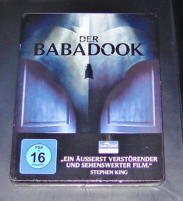 The Babadook Limited Steelbook Edition Blu-Ray Fast Shipping New & Vintage