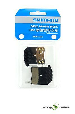 e472c1b16e2 Shimano Brake Pads H03C for Saint 820 and zee 640 - Icetech - Metal -  Y8VT9802