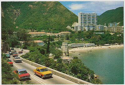 View of Repulse Bay, One of the Best and Famous Beach in Hong Kong