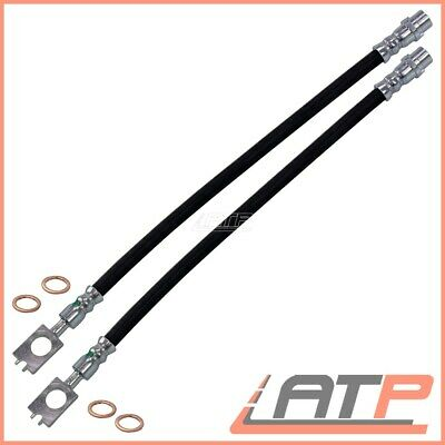 2x Brake Hose Rear//Right//Left for AUDI A4 1.8 2.0 3.0 CHOICE2//2 00-09 B6 B7